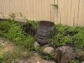 Issue: Stump in ground