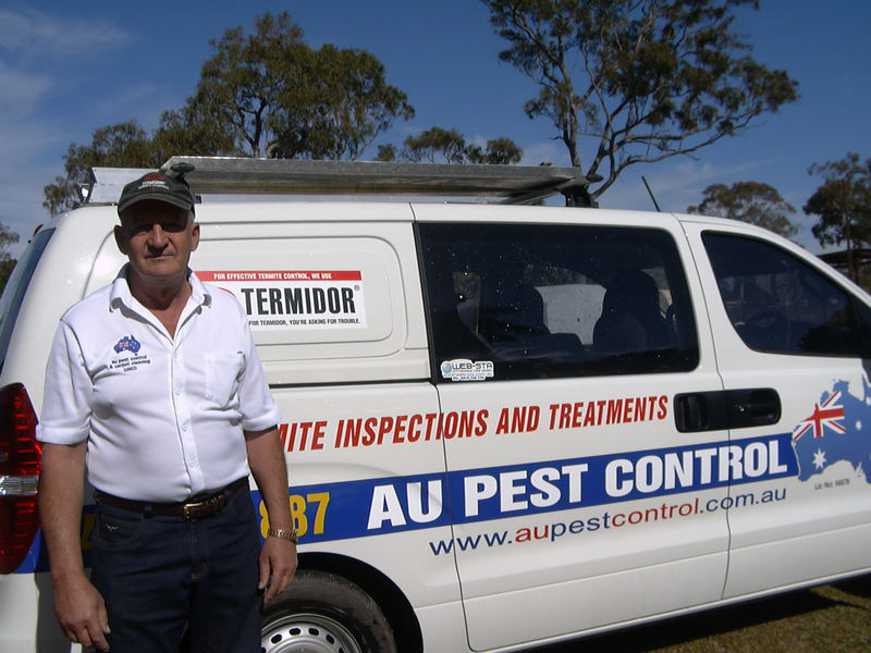 Termite inspection Termite Treatment Sunshine Coast